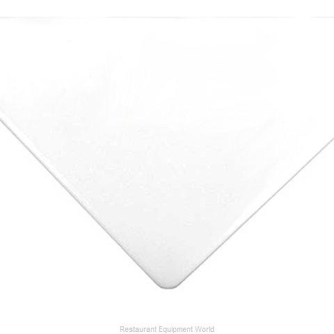 Notrax T46S3000WH Cutting Board, Plastic