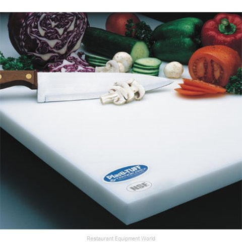 Notrax T46S4012WH Cutting Board, Plastic (Magnified)