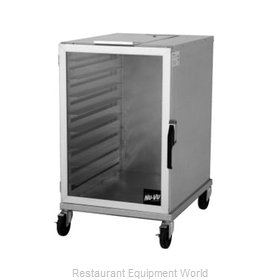 Nu-Vu HW-2-1/2G Bun Pan Rack Cabinet Mobile Enclosed