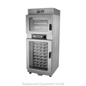 Nu-Vu OP-3/9A Convection Oven / Proofer, Electric