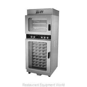 Nu-Vu OP-3/9M Convection Oven / Proofer, Electric