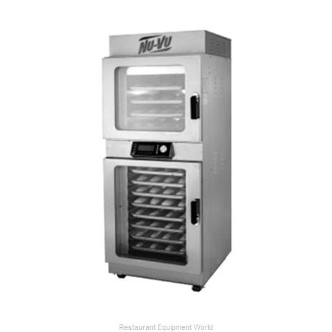 Nu-Vu OP-4/8A Convection Oven / Proofer, Electric (Magnified)