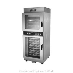 Nu-Vu OP-4/8M Convection Oven / Proofer, Electric