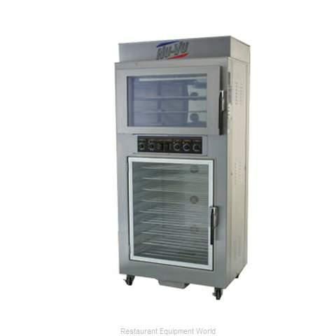 Nu-Vu QB-3/9 Convection Oven / Proofer, Electric