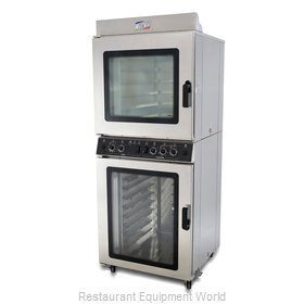 Nu-Vu QB-5/10 Convection Oven / Proofer, Electric