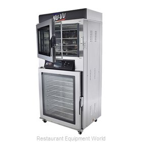 Nu-Vu QBT-3/9 Convection Oven / Proofer, Electric