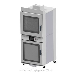 Nu-Vu QBT-4/8 Convection Oven / Proofer, Electric