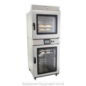 Nu-Vu QBT-5/10 Convection Oven / Proofer, Electric