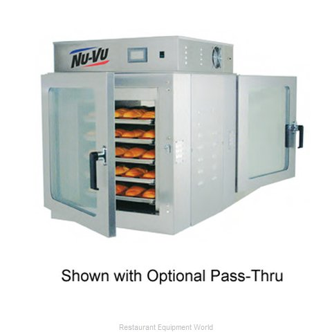 Nu-Vu RA-5T Oven Convection Countertop Electric (Magnified)