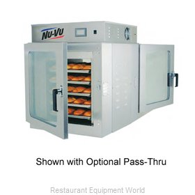 Nu-Vu RA-5T Oven Convection Countertop Electric
