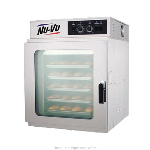 Nu-Vu RM-5T Convection Oven, Electric (Magnified)