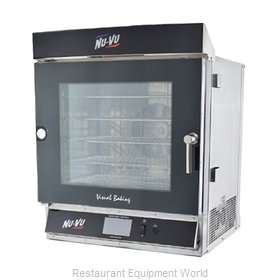 Nu-Vu X5 Convection Oven / Proofer, Electric