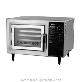 Nu-Vu XO-1 Convection Oven, Electric