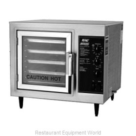 Nu-Vu XO-1M Oven Convection Countertop Electric