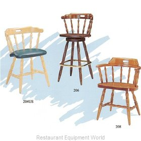 Old Dominion 206 Beachwood Bar Stool