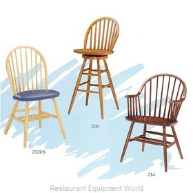 Old Dominion 216 Beachwood Bar Stool