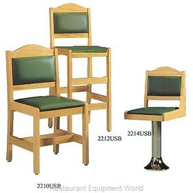 Old Dominion 2212USB Wooden Chair