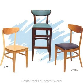 Old Dominion 276 Beachwood Bar Stool
