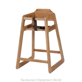 Old Dominion S-1 Stackable Wooden High Chair -Natural Color
