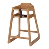 Old Dominion S-1 Stackable Wooden High Chair -Natural Color (Small 0)