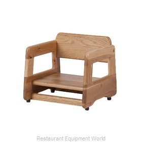 Olde Thompson B-1 Booster Seat, Wood