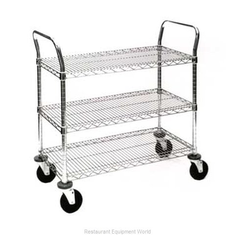 Olympic Storage J1836WC-3-SR Utility Cart (Magnified)