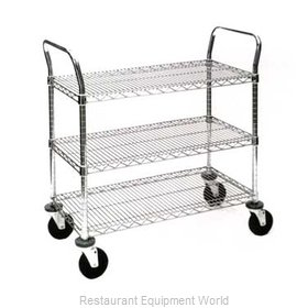 Olympic Storage J1836WC-3-SR Utility Cart