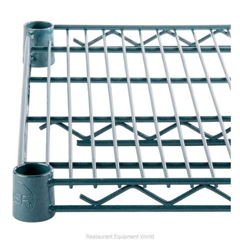 Olympic Storage J2124K Shelving, Wire (Magnified)