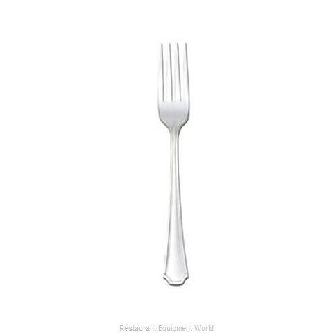 Oneida Crystal 1315FRSF Fork Dinner (Magnified)