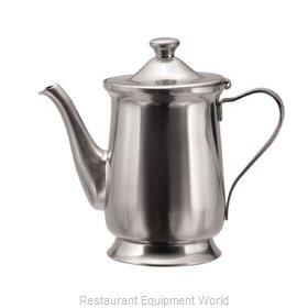 Oneida Crystal 30500231A Coffee Pot/Teapot, Metal