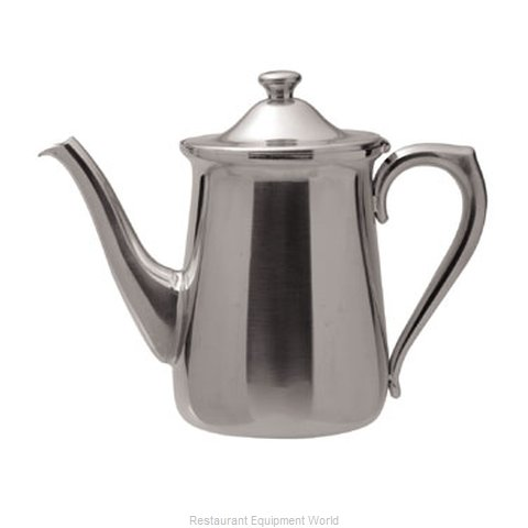 Oneida Crystal 30500280A Coffee Pot Teapot Stainless Steel Holloware