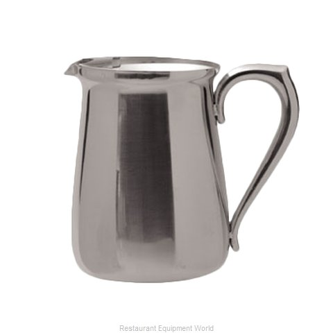 Oneida Crystal 30500380A Pitcher, Stainless Steel