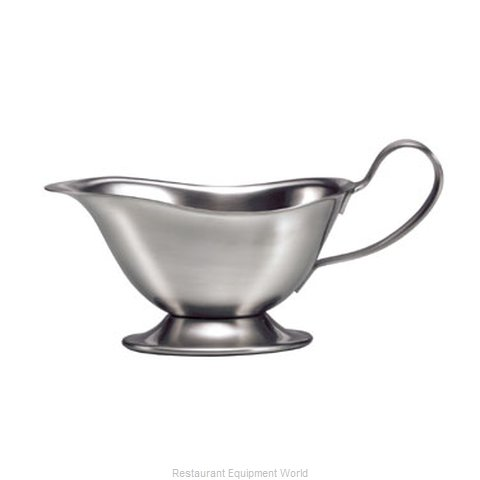Oneida Crystal 30501141A Gravy Sauce Boat (Magnified)