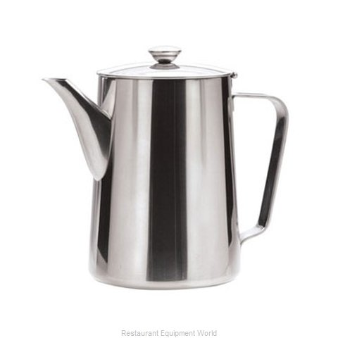 Oneida Crystal 30580670A Coffee Pot Teapot Stainless Steel Holloware