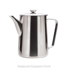 Oneida Crystal 30580670A Coffee Pot/Teapot, Metal
