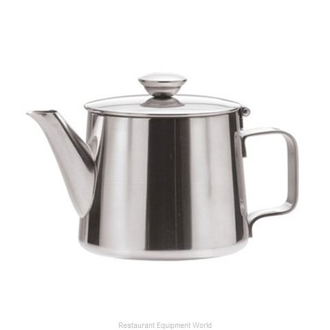 Oneida Crystal 30584810A Coffee Pot Teapot Stainless Steel Holloware