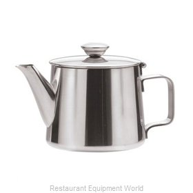 Oneida Crystal 30584810A Coffee Pot/Teapot, Metal