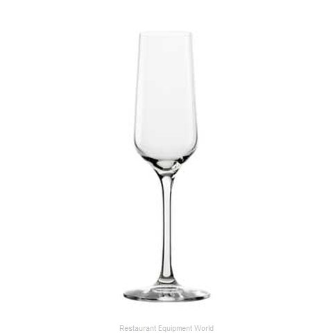 Oneida Crystal 3770007 Glass Champagne (Magnified)