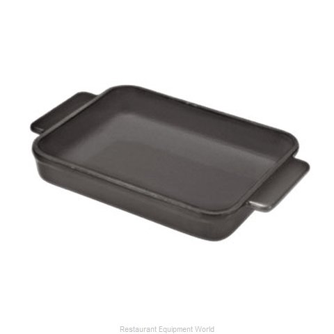 Oneida Crystal 80204420MAT Cast Iron Baking Dish