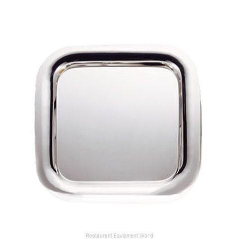 Oneida Crystal 80561575A Serving & Display Tray, Metal (Magnified)