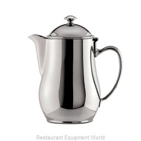Oneida Crystal 87500611A Coffee Pot/Teapot, Metal