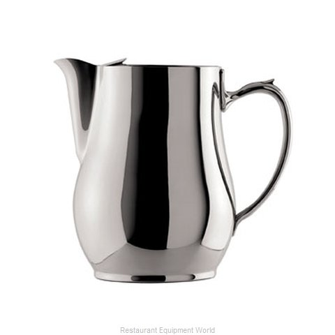 Oneida Crystal 87515731A Pitcher Silverplate