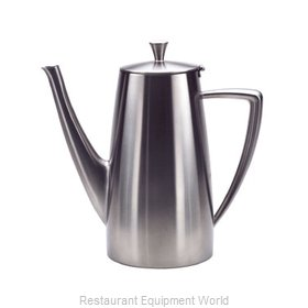 Oneida Crystal 88000671A Coffee Pot/Teapot, Metal