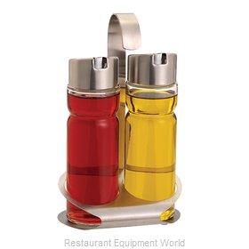 Oneida Crystal 88002301A Oil & Vinegar Cruet Set