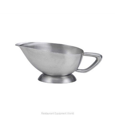 Oneida Crystal 88004111A Gravy Sauce Boat (Magnified)