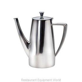 Oneida Crystal 88100671A Coffee Pot/Teapot, Metal