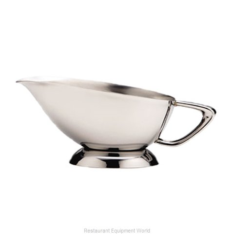 Oneida Crystal 88104131A Gravy Sauce Boat (Magnified)