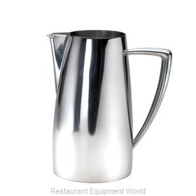 Oneida Crystal 88105631A Pitcher, Stainless Steel