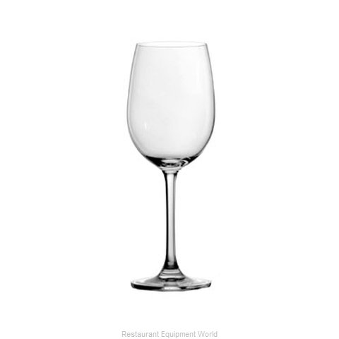Oneida Crystal A913217183 Glass Goblet (Magnified)