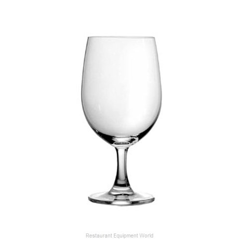 Oneida Crystal A915007277 Glass Goblet (Magnified)